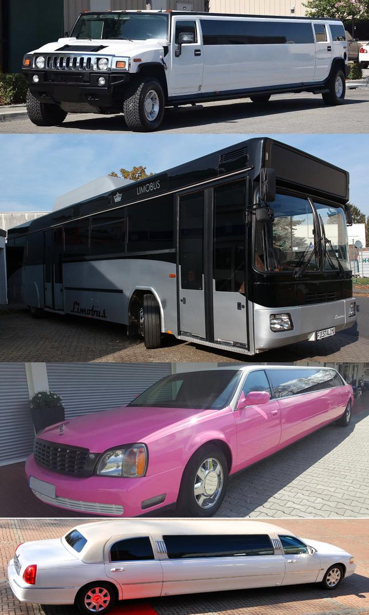 Limousine, Hummer, Limobus
